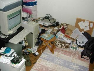 僕の部屋♪