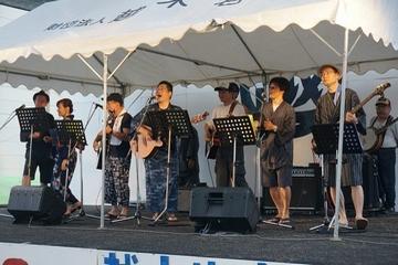 越木岩サマーフェスティバル2014